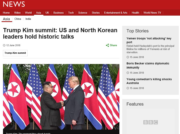 史上初の米朝首脳会談 米朝共同声明の内容と評価は?