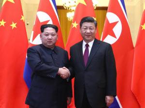 金委員長訪中を報じた中国官製メディアから金委員長の側近メンバーらの同行が明らかに