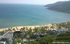 リゾート開発が進むベトナム中部のダナン