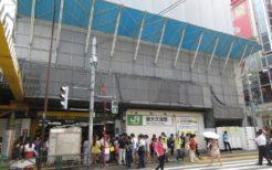 JR新大久保駅