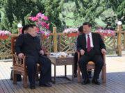 金正恩委員長が2度目の訪中 大連で習近平主席と首脳会談