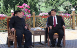 金正恩委員長が2度目の訪中で習近平主席と首脳会談 多くの大連市民は誰も気づかず