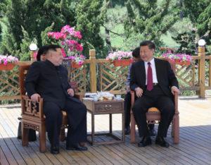 前回の北京訪問からわずか1か月での再訪中。大連は一般的な交通規制で大連市民は誰も気づかず
