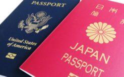 日米のIC旅券