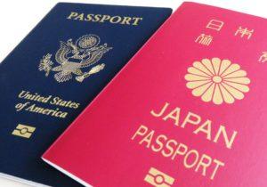 渡米には観光ビザを取得する案内へ変更