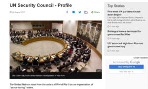 国連安保理が実施している経済制裁とは?