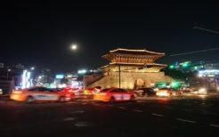 韓国ソウル・東大門