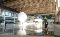日本人の利用も多い金浦空港