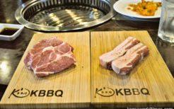 バンコクは焼き肉といえば韓国