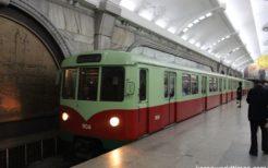 ソウルよりも早く開業した平壌地下鉄