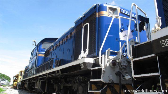 日本の鉄道ファンが立ち上がってDD51ディーゼル機関車の技術者を呼びたい