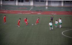 2010年サッカーW杯アジア予選3次予選 北朝鮮 - トルクメニスタン戦(2008年6月7日)