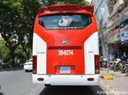 ホーチミン-プノンペンは韓国製バスで横断できる アジアの新バックパッカー聖地にも