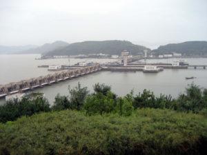 日本人拘束騒動で話題になった平壌の外港「南浦」