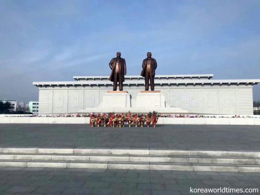 1回の旅行で北朝鮮人担当ガイドが最大6人