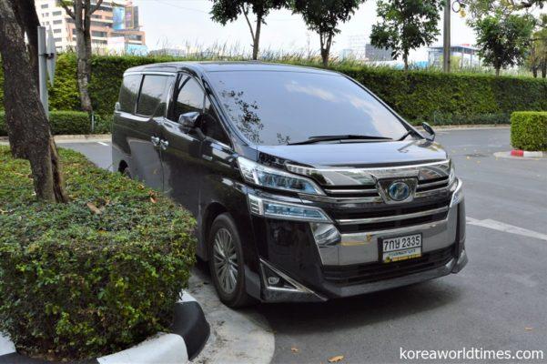 タイでヒュンダイとトヨタの販売価格を比較してみた