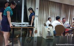 北朝鮮レストラン・パタヤ木蘭レストラン