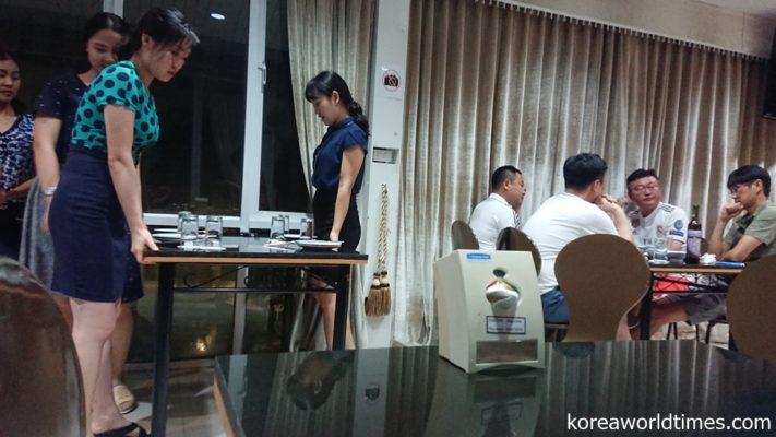 北朝鮮と国交を持つタイ。バンコクには北朝鮮大使館があるも平壌にタイ大使館はない