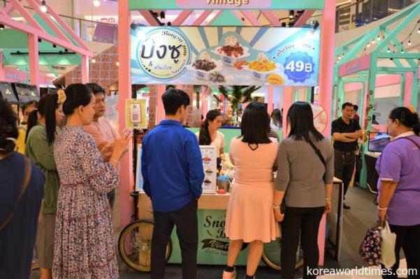 4、5月の夏本番のタイで韓国パッピンスを凌駕するビンスーに注目