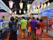 夏休み直前のタイ国際旅行フェア2020は日本旅行博ともいえる展示会