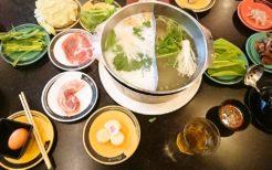 バンコクの人気タイスキ店「シャブシ」