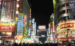 カフェ、飲食店、クラブ、パブ、風俗、ホテルまでなんでもある東京・歌舞伎町