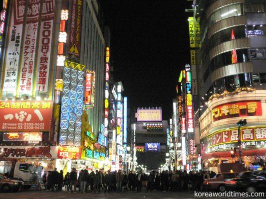 2000年初頭の歌舞伎町は韓国系風俗が花盛りだった