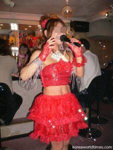 韓国パブは素人娘の花園。簡単に店外デートに成功