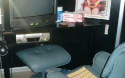 韓国DVDボックス室内