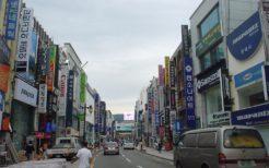 観光地としても人気の港町釜山