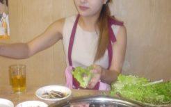 韓国人から本場の食べ方も学べて楽しめる
