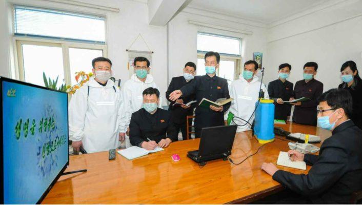 感染者が世界で10万人を超える中でいまだ「感染者ゼロ」を誇る北朝鮮