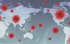 世界中で猛威を振るう新型コロナウイルス