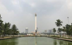 ジャカルタ・モナス広場
