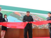 金正恩委員長20日ぶりの動静は肝いりの肥料工場竣工式 中国官製メディアも大きく報じる