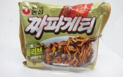 韓国で人気の農心のチャパゲティ