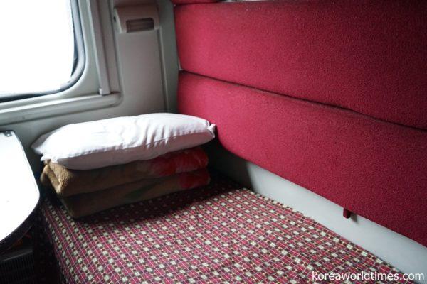 訪朝1週間前の国際列車運休で中国経由の国際バス→鉄道に