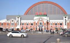旧奉天駅(瀋陽駅)