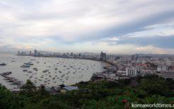タイ最大の歓楽街パタヤビーチ