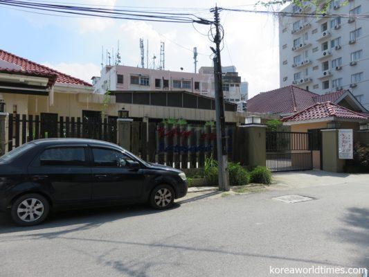 南国マレーシアにあった北朝鮮レストラン