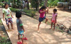 リサさんの出身地であるタイ東北部はのどかな地域で人々の気質も穏やかであるとされる