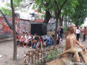 """フィリピンで設置が続く慰安婦像 """"韓国式""""少女像も設置されるも2日で撤去(2/2)"""