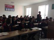 CCTVが伝えた北朝鮮の学校再開 ソースはあの北朝鮮美人ユーチューバー(2/2)
