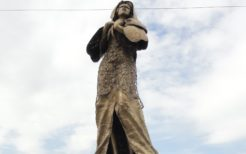 マニラの慰安婦像