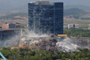 南北共同連絡事務所破壊が韓国に与える深刻なメッセージ