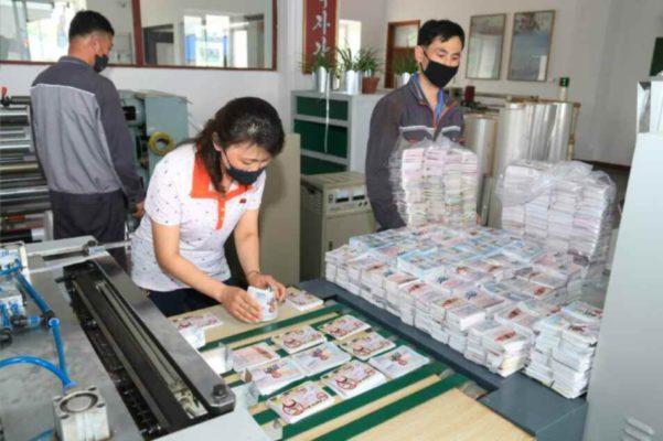 1200万枚以上のビラと3000の風船を用意する北朝鮮