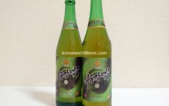 北朝鮮現地版の大同江ビール