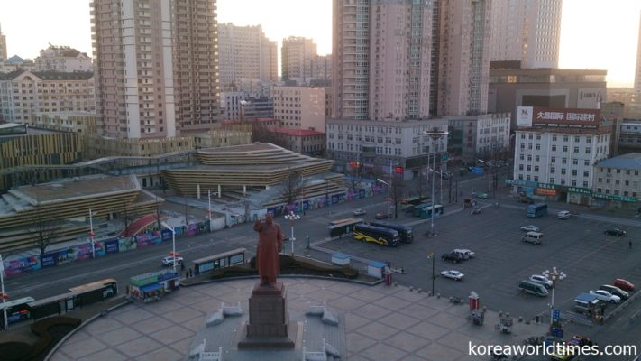 超高性能カメラで厳重監視される中朝国境