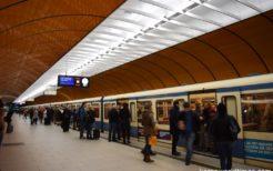 ヨーロッパの地下鉄