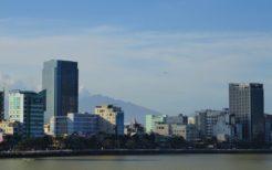 ベトナム中部の港湾都市ダナン